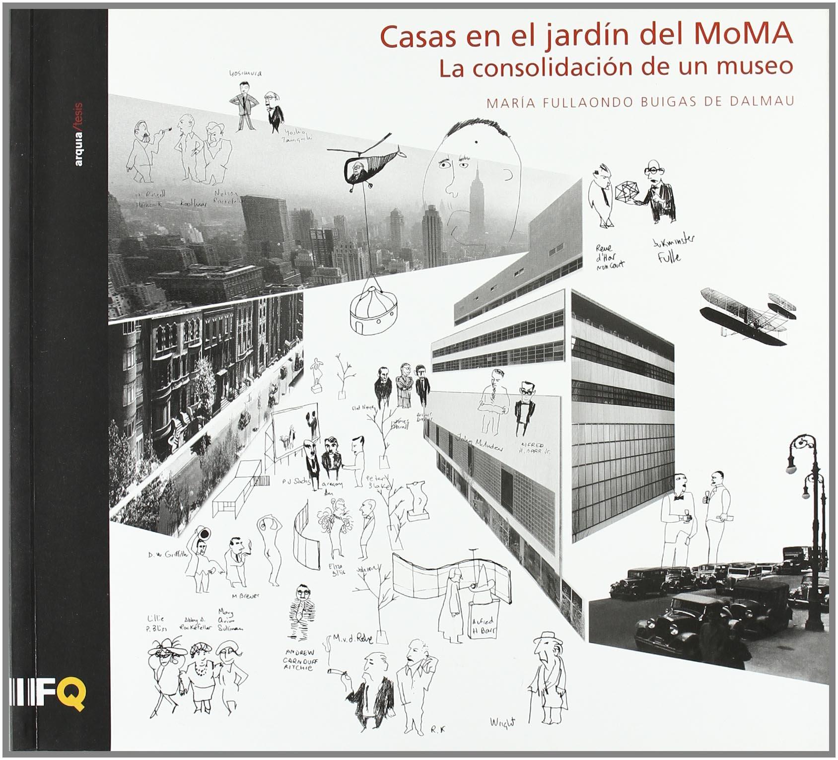 Download Casas en el jardin del MoMa ebook