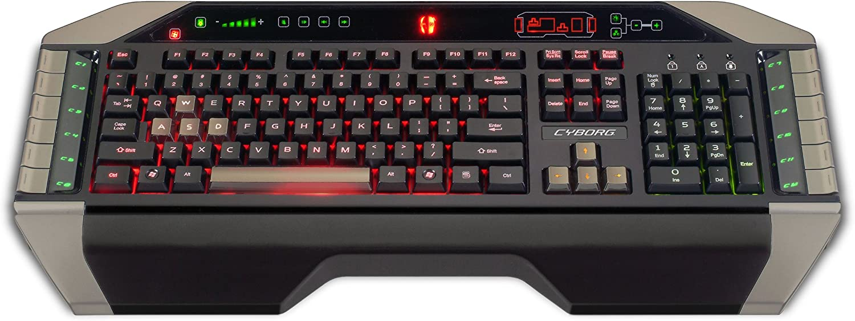 Cyborg V7 Keyboard [Importación inglesa]