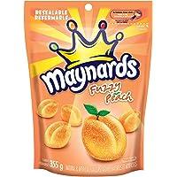 Maynards Fuzzy Peach Gummy Candy Snacks, 355g