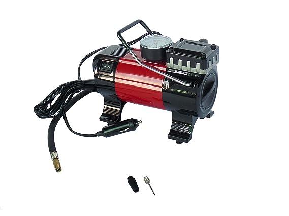 Bomba de aire eléctrica para coche, compresor de aire comprimido ...