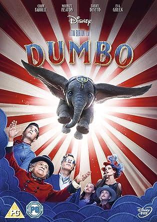 Disney Dumbo Live Action Dvd 2019 Amazon Co Uk Colin