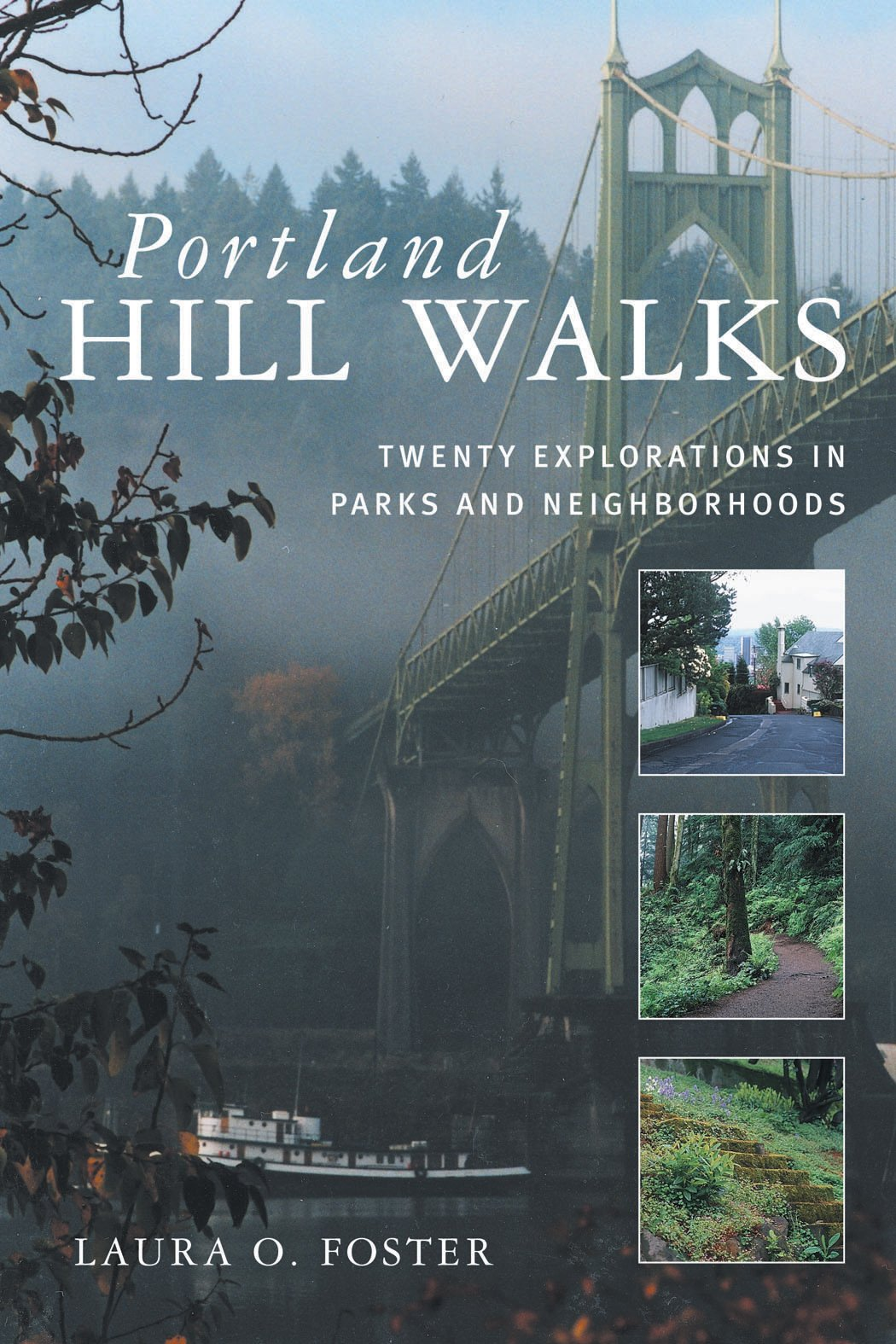 Download Portland Hill Walks: Twenty Explorations in Parks and Neighborhoods pdf epub