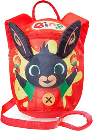 Kid Toddler Backpack Rabbit Boy Preschool with Safaty Harness Animal Bookbag