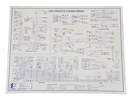 image unavailable  image not available for  color: 1979 corvette wiring  diagram