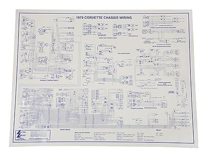 1979 corvette wiring diagram wiring diagram code 1967 Chevelle Wiring Diagram PDF