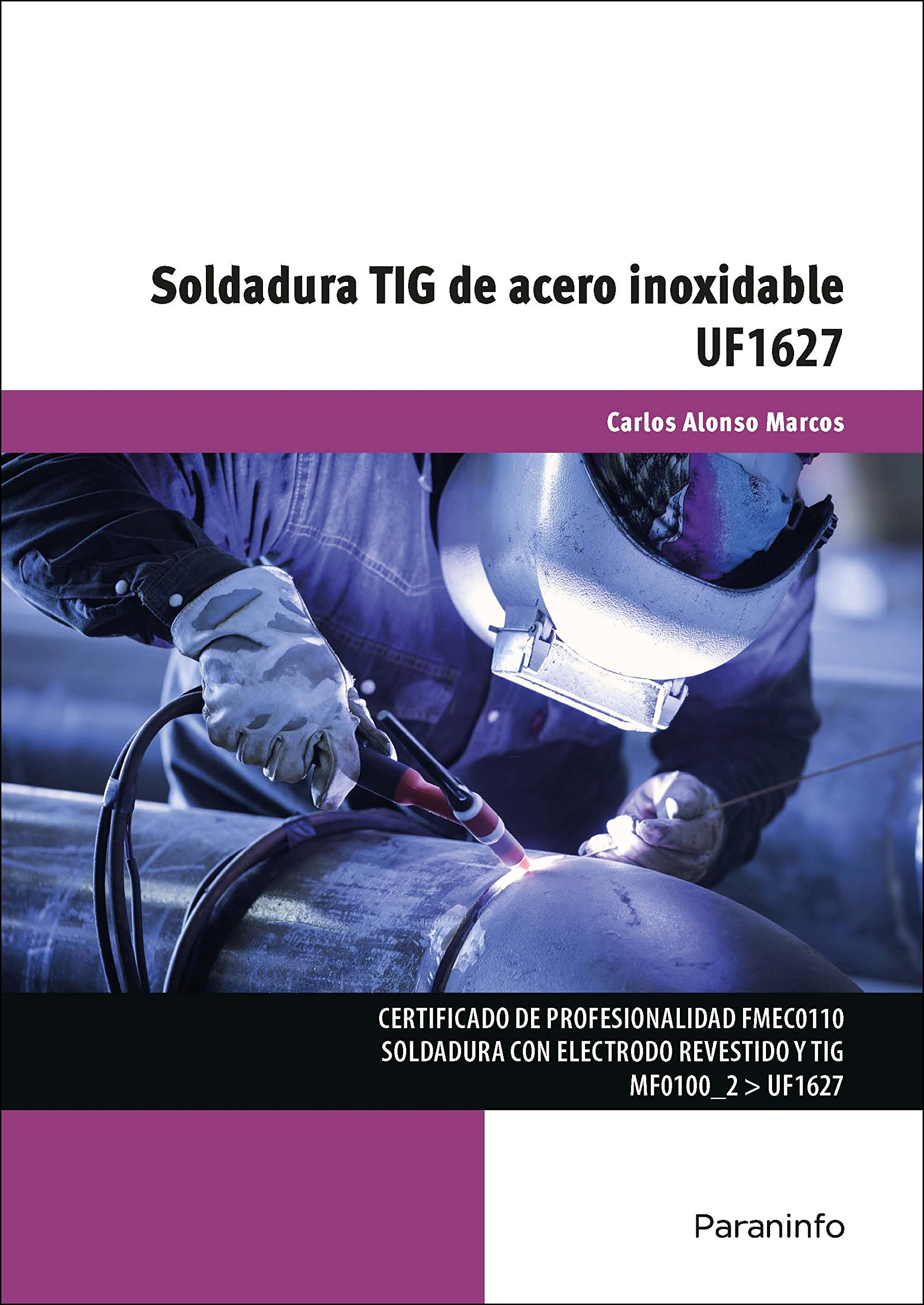 Soldadura TIG de acero inoxidable (Spanish) Paperback – 2014