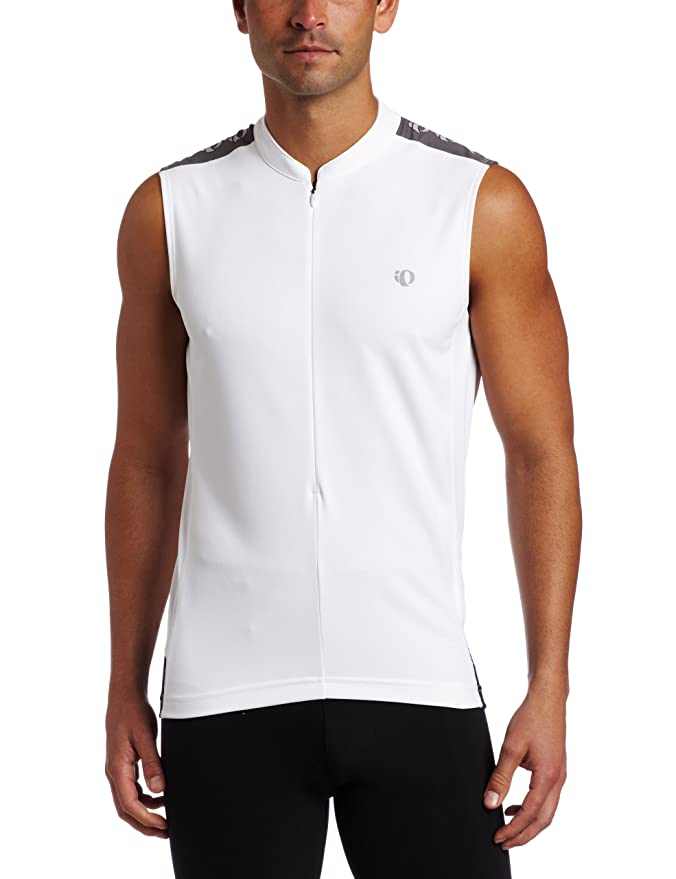 927be26a204aef Amazon.com   Pearl Izumi Men s Quest Sleeveless Jersey   Cycling Jerseys    Clothing