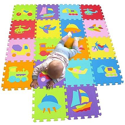 1 Pc Baby Mat Kids Developing Mat Eva Foam Gym Games Play Puzzles