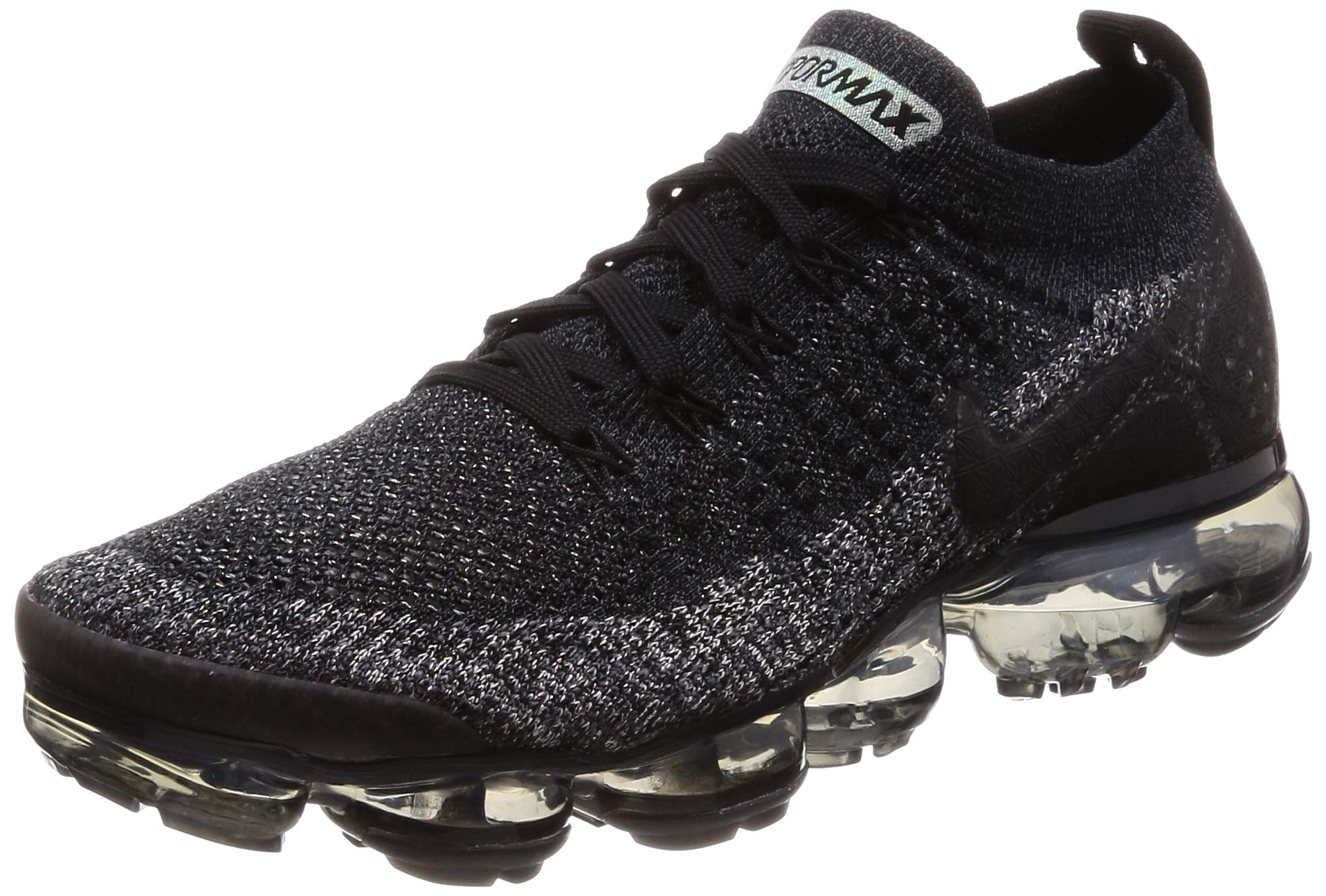 8a373a74cc5 Galleon - Nike Men's Air Vapormax Flyknit 2 Running Shoes (9.5, Black/ Anthracite)