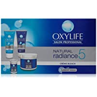 Oxylife Natural Radiance 5 Creme Bleach, 126g