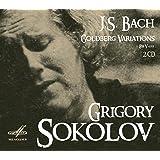 Bach: Variations Goldberg, Partita No. 2, English Suite No. 2