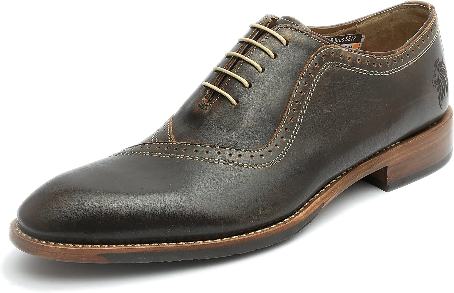Gordon & Bros , Bottes Chukka Homme Marron Fogg,: Amazon