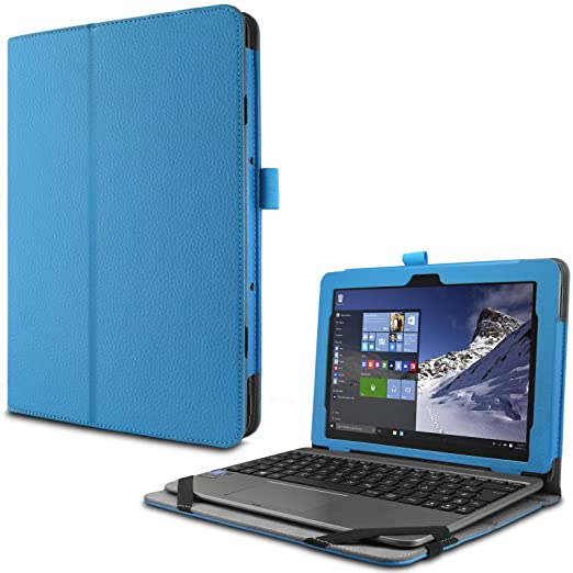 24 opinioni per Asus Transformer Mini T101HA Custodia Case, Infiland Slim Folio in pelle Smart