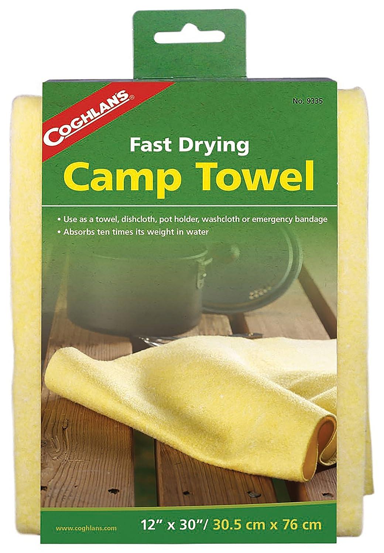Coghlan's Camp Towel, 30 x 12 Inch Coghlan's Camp Towel Coghlans 9335