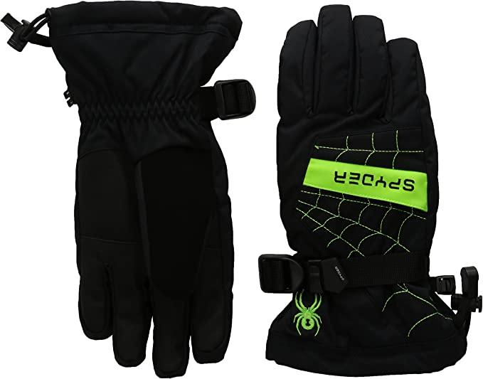Spyder Boys Overweb-Ski Gloves