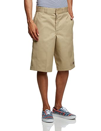 Dickies Men's 15 Inch Loose Fit Multi-Pocket Work Short at Amazon ...