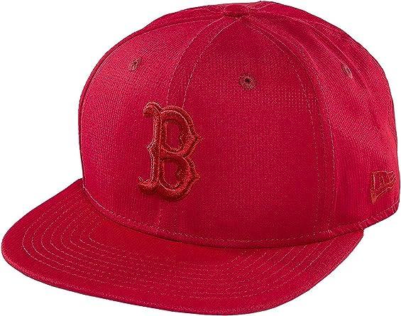 New Era Mujeres Gorras / Gorra Snapback Nano Ripstop Boston Red ...