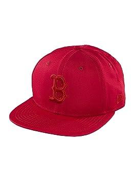 New Era Mujeres Gorras   Gorra Snapback Nano Ripstop Boston Red Sox 9Fifty   Amazon.es  Deportes y aire libre 577bbd2dfaf