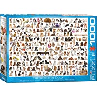 EuroGraphics World of Dogs (1000 Piece) Puzzle
