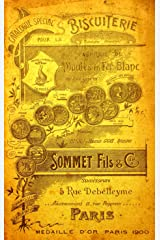 Sommet Fils Paris Moules Catalogue Copy 1906 - Metal Cake, Cookie, Candy, Chocolate Molds and Machines