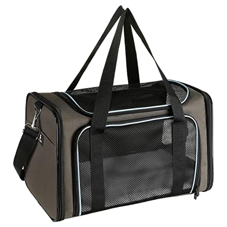 51b3654c9ca Amazon.com   X-ZONE PET Airline Approved Pet Carriers