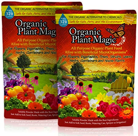 Plant Magic Plant Food 100% Organic Fertilizer - Easy to Use All Purpose on plant tanks, plant water bags, plant protection bags, plant trees, hunting bags, plant seedlings, plant wall art, dog walking bags, plant pots bags, transplant trees woven bags, shopping bags, plant shrubs, plant growing bags, plant seeds bags, christmas tree removal bags, plant cutting bags, plant transport bags, plant propagation bags,