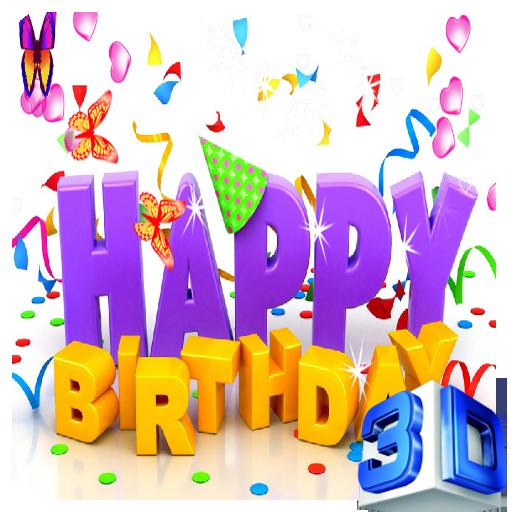 3d Happy Birthday Live Wallpaperamazonappstore