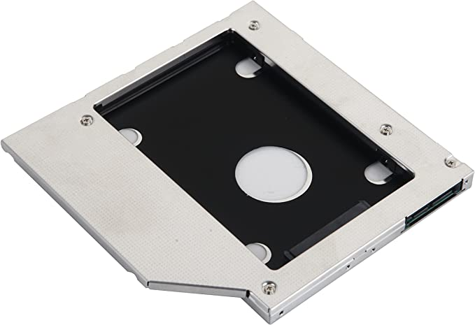 Generic 2nd Hard Drive HDD Ssd Caddy for Asus G75vw G74s N53jq N56dp Pro55gl