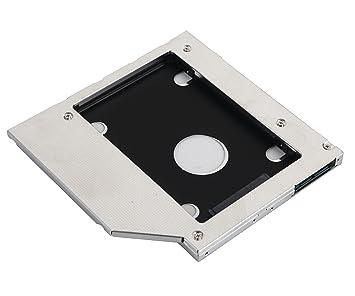DeYoung 2 nd SATA Disco Duro HDD SSD Caddy para Toshiba Portege ...