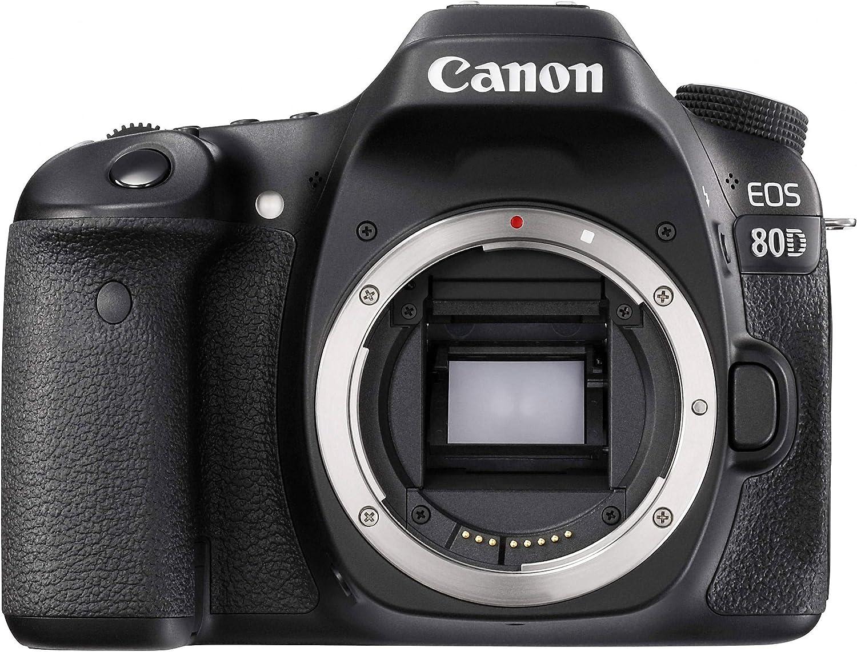 Canon 80D Budget Camera for Makeup Artists & Influencers