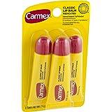 Carmex Moisturizing Lip Balm - 3 pcs