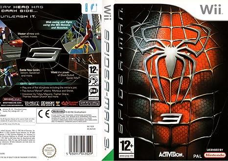 Wii - Spider-Man 3: Amazon.es: Videojuegos