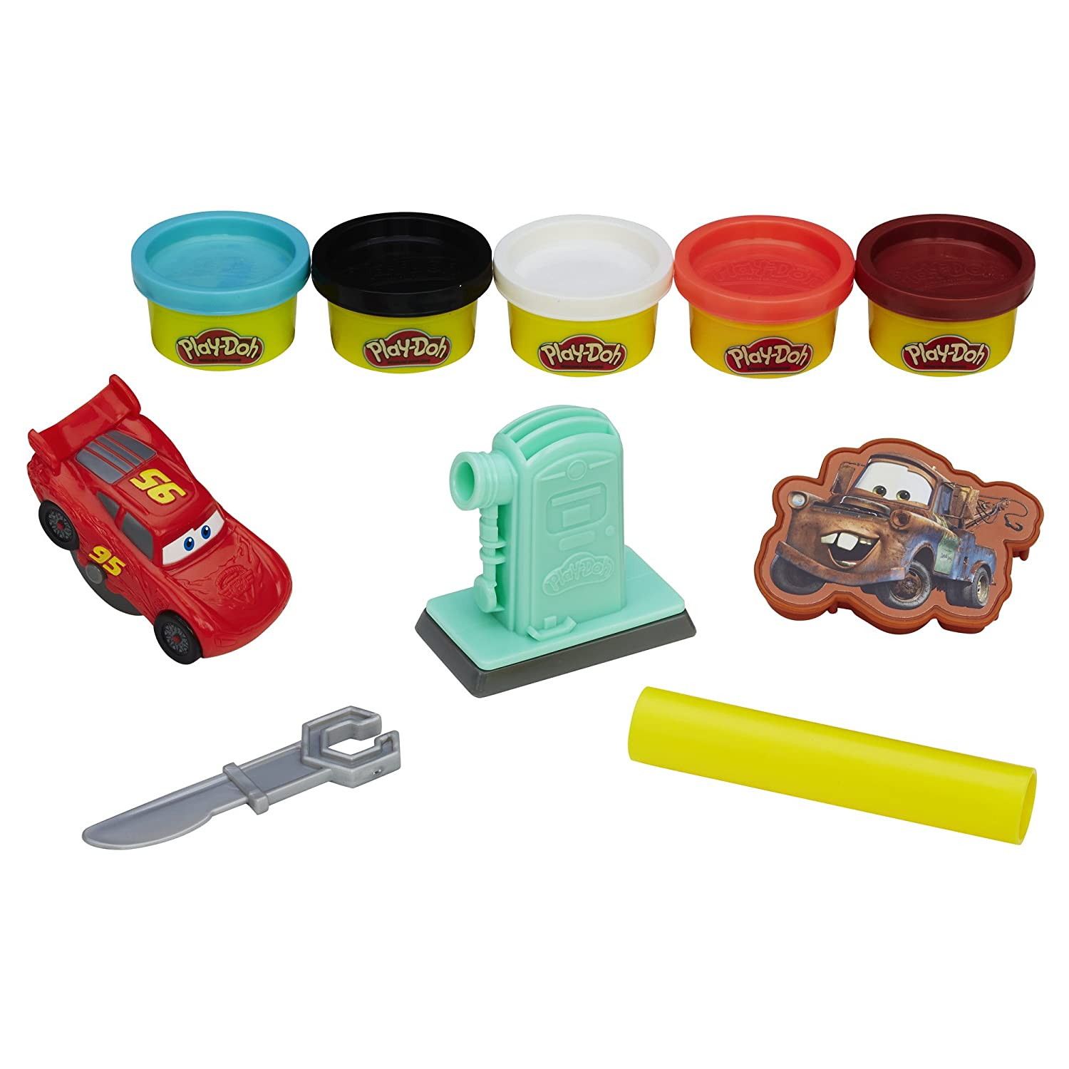 Play-Doh Cars Toy on sale for.