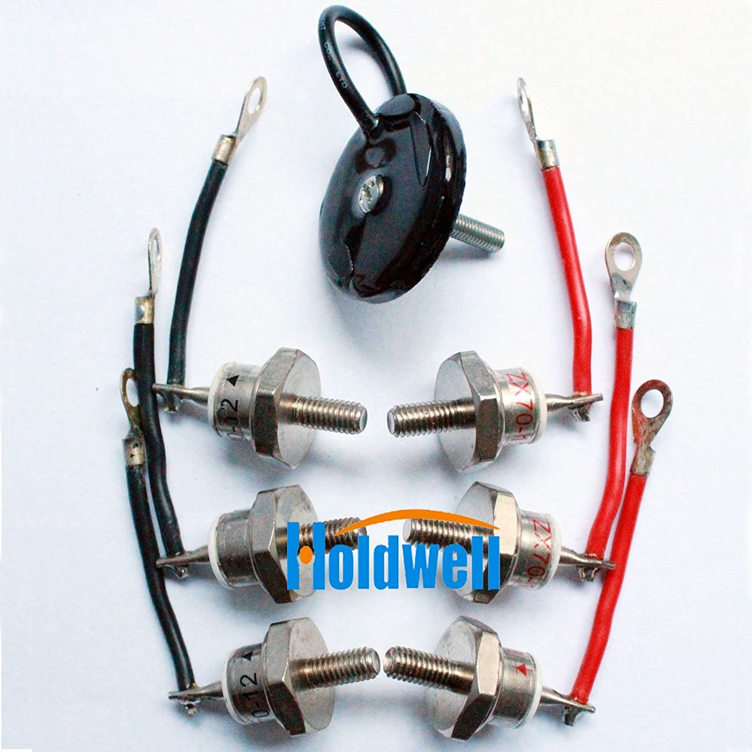 Holdwell RSK5001 Diode Rectifier Kit Fit for Generator Genset
