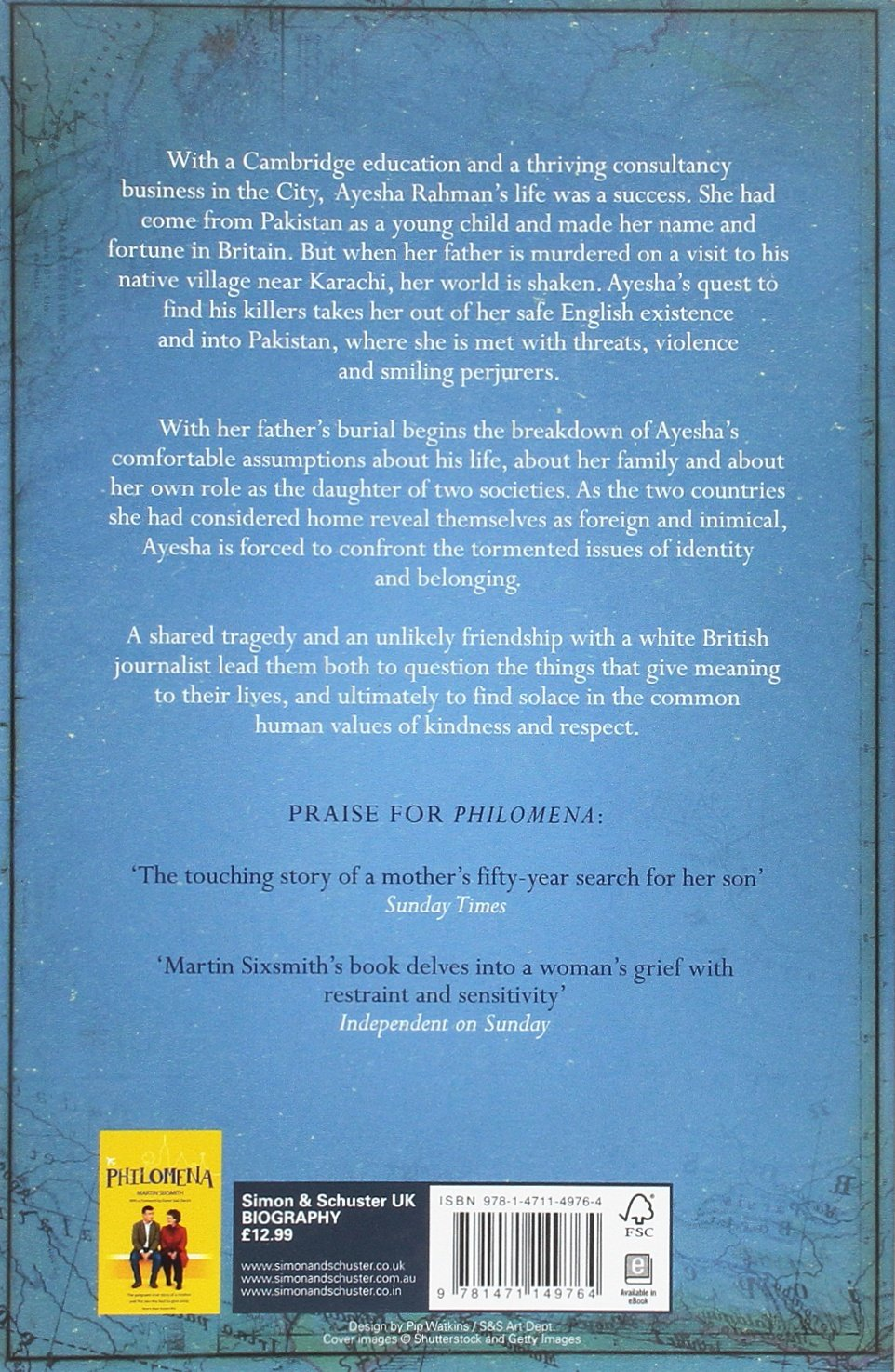 Ayesha\'s Gift: A daughter\'s search for the truth about her father ...