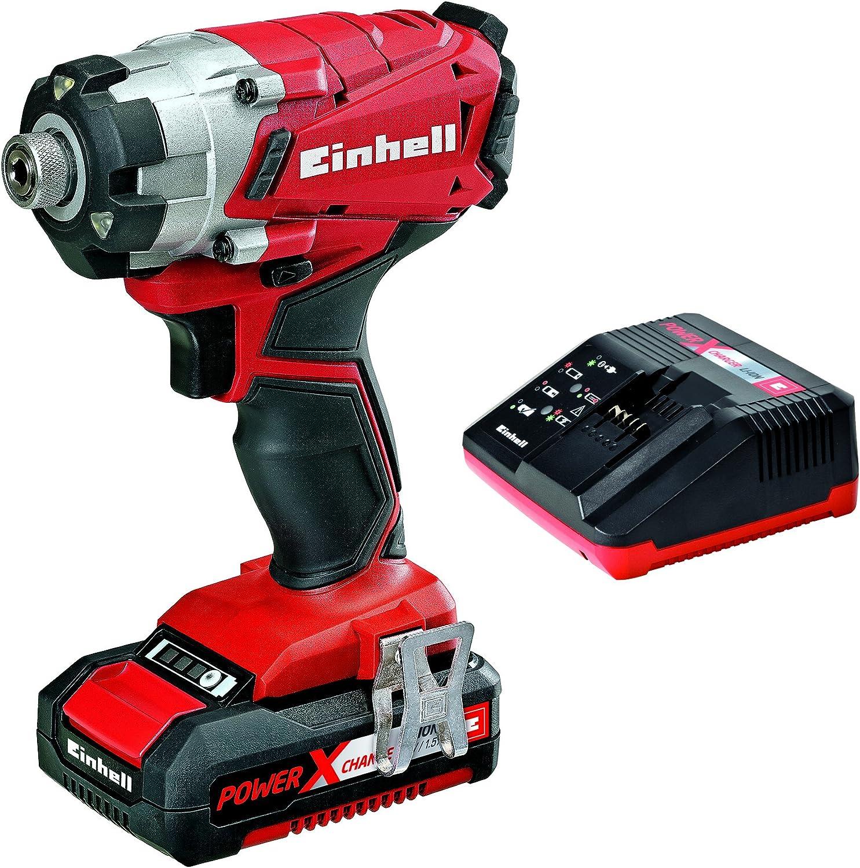 Einhell 18 V Batterie-visseuse TE-CW 18 Li Bl sans batterie sans chargeur
