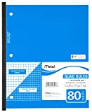 Mead Notebook, Wireless, 1 Subject, Quad