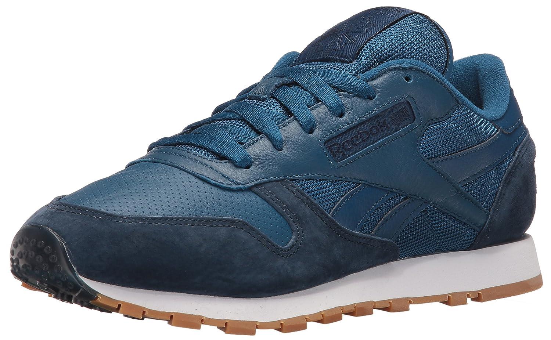 Reebok Women's CL Leather Spp Fashion Sneaker B01L7HCCVE 11 B(M) US Noble Blue/Collegiate Navy