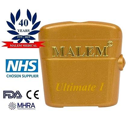 Malem Ultimate MO4 - Alarma para lechada, color dorado ...