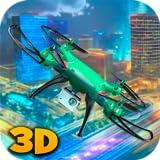 RC Drone Simulator: Crime City   Gangster Town Drone Flight Simulator   Crime City Quadcopter Simulator   Gang City Multirotor Sim