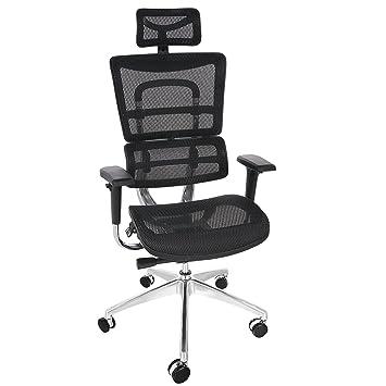 Ergonomischer bürotisch  Teamyy Einstellbare Mesh Exekutive Bürostühle Schreibtischstühle ...