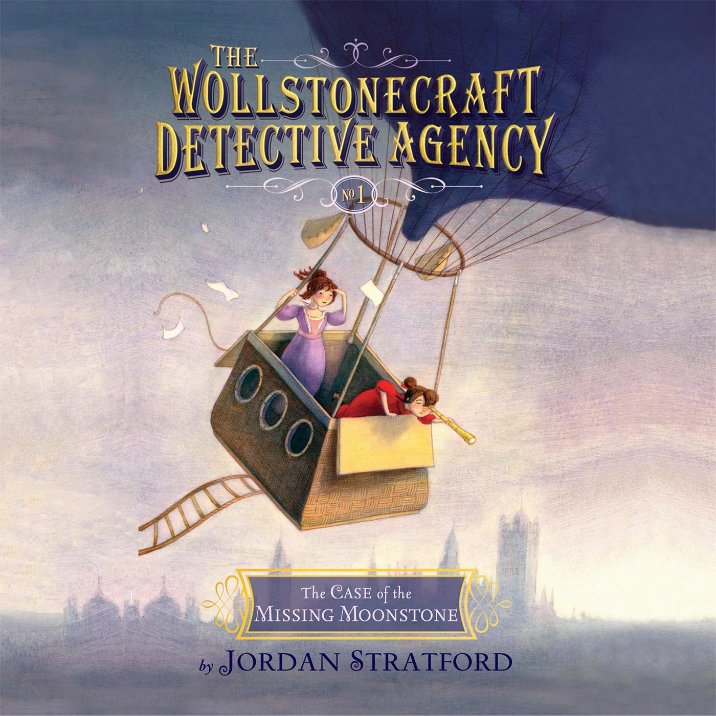 The Case of the Missing Moonstone (Wollstonecraft Detective Agency)