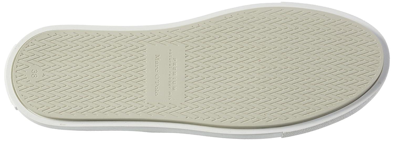 Marc Marc Marc O'Polo Damen 70114053501102 Sneaker Weiß (OffWeiß) 6682f5