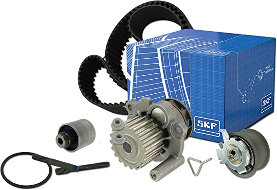 Skf Vkmc 01250 2 Wasserpumpe Zahnriemensatz Auto