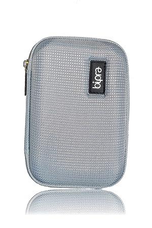 Bipra - Carcasa para discos duros externos de 2,5