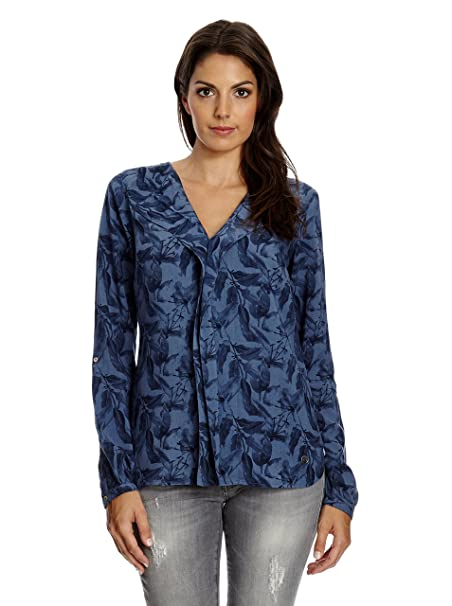 ARQUEONAUTAS Blusa Azul Oscuro 2XL