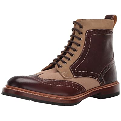 STACY ADAMS Men's M-2 Wingtip Lace Up Boot Ankle | Chukka