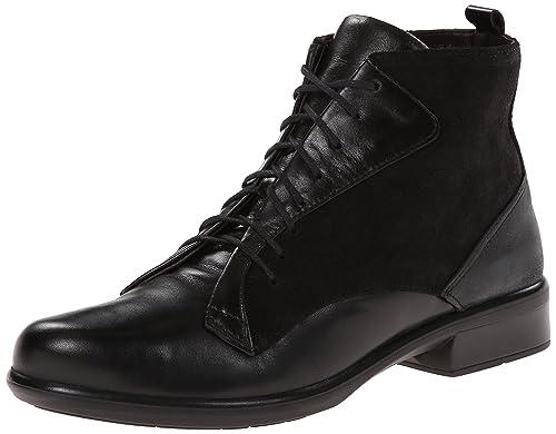 Alta Calidad Paquete De Cuenta Regresiva Para La Venta Naot Casual Donna amazon-shoes neri Pelle bns9E