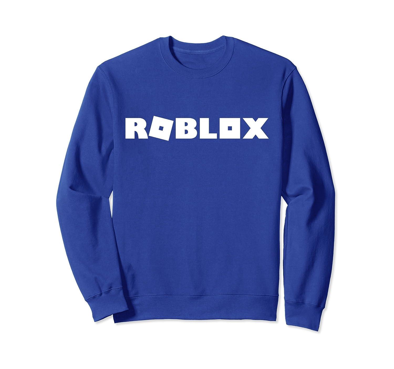 Roblox Logo Sweatshirt Alottee Gift Alottee