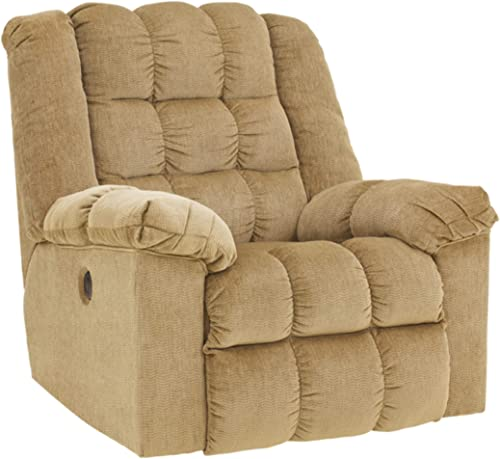 Signature Design by Ashley Ludden Power Rocker Recliner Sand